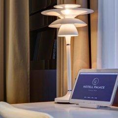 Hotel Palace 5* Улучшенный номер фото 12