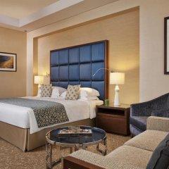 Отель Swissotel Al Ghurair Dubai Стандартный номер фото 4