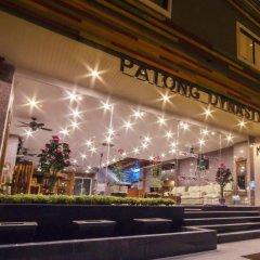 Отель VITS Patong Dynasty 3* Студия разные типы кроватей