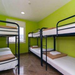 Хостел Mellow Barcelona Стандартный номер с различными типами кроватей фото 8