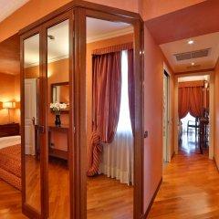 Grand Hotel Adriatico 4* Номер Комфорт с различными типами кроватей фото 4