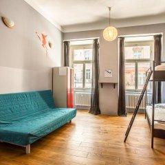 Ahoy! Hostel Кровать в общем номере с двухъярусной кроватью фото 11