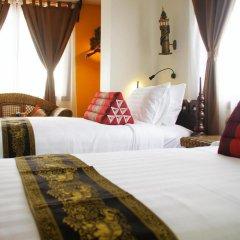Bagan King Hotel 3* Улучшенный номер с различными типами кроватей фото 10