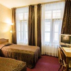 Hotel Monte-Kristo 4* Номер Эконом с различными типами кроватей фото 6