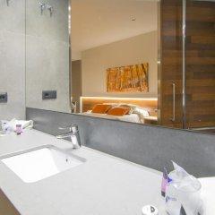 Отель America Испания, Игуалада - отзывы, цены и фото номеров - забронировать отель America онлайн ванная