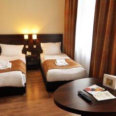 Отель Spatz Aparthotel 3* Стандартный номер с двуспальной кроватью фото 2