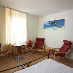 Отель Swiss Star Wiedikon комната для гостей фото 5