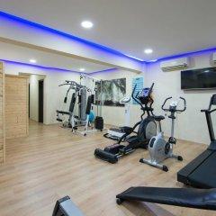 Отель Atrium фитнесс-зал