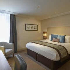 Amba Hotel Charing Cross 4* Номер Делюкс фото 7