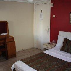 Ozdemir Pansiyon Стандартный номер с двуспальной кроватью фото 16