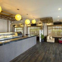 Отель D Varee Jomtien Beach Таиланд, Паттайя - 5 отзывов об отеле, цены и фото номеров - забронировать отель D Varee Jomtien Beach онлайн питание фото 2