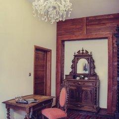 Отель Lódzki Palacyk 3* Стандартный номер с двуспальной кроватью (общая ванная комната) фото 10