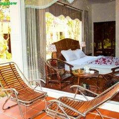 Отель Mon Bungalow балкон фото 2