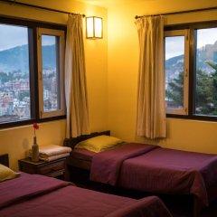 Отель Swayambhu View Guest House Непал, Катманду - отзывы, цены и фото номеров - забронировать отель Swayambhu View Guest House онлайн комната для гостей фото 4