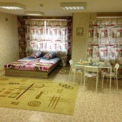 Гостиница Апартотель Лондон-Париж Апартаменты с различными типами кроватей фото 5