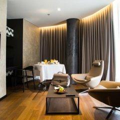 Отель The Plaza Tirana 5* Представительский люкс с различными типами кроватей фото 5