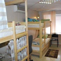 Хостел на Гуртьева Кровать в женском общем номере с двухъярусной кроватью фото 6
