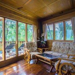 Отель Ko Tao Resort - Beach Zone 3* Номер Делюкс с различными типами кроватей фото 6