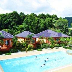 Отель Peaceful Resort Koh Lanta 3* Номер Делюкс фото 7