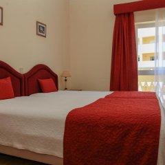 Hotel Baia De Monte Gordo 3* Стандартный номер с различными типами кроватей фото 5