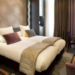 Отель BEST WESTERN Mondial 4* Стандартный номер разные типы кроватей фото 6