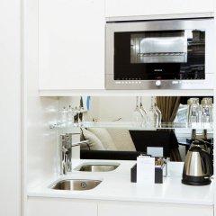 Отель Fraser Suites Edinburgh 4* Полулюкс с разными типами кроватей фото 5