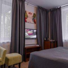 Мини-Отель Квартира №2 Номер Комфорт с разными типами кроватей фото 31