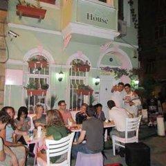 Хостел Istanbul Taksim Green House Кровать в общем номере с двухъярусной кроватью фото 13