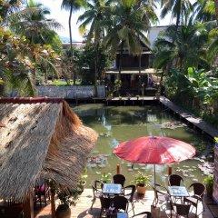 Отель Villa Oasis Luang Prabang 3* Улучшенный номер с различными типами кроватей