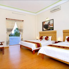 Отель Hoi An Life Homestay 2* Стандартный семейный номер с двуспальной кроватью фото 4