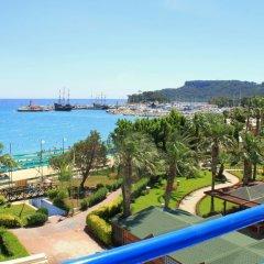 Отель Miranda Moral Beach Кемер балкон