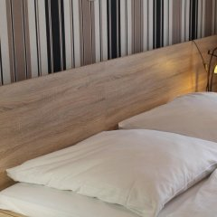 Hotel am Schloss 2* Стандартный номер разные типы кроватей фото 11