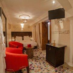 Отель Dar Ikalimo Marrakech 3* Улучшенный номер с различными типами кроватей фото 11