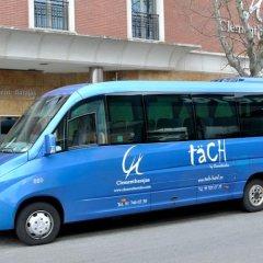 Hotel Clement Barajas городской автобус