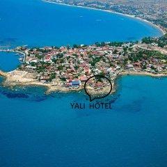Yali Hotel Турция, Сиде - отзывы, цены и фото номеров - забронировать отель Yali Hotel онлайн приотельная территория фото 2