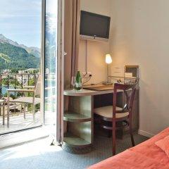 Schweizerhof Swiss Quality Hotel удобства в номере фото 2