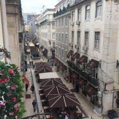 Home Lisbon Hostel балкон