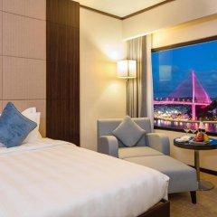 Wyndham Legend Halong Hotel 4* Улучшенный номер с 2 отдельными кроватями фото 3