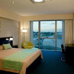 Gala Hotel y Convenciones 3* Номер Делюкс с двуспальной кроватью