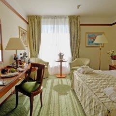 Гостиница Рэдиссон Славянская 4* Полулюкс с двуспальной кроватью фото 5