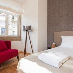 Отель Feels Like Home Rossio Prime Suites 4* Стандартный номер фото 19