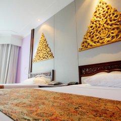 The Empress Hotel Chiang Mai 4* Люкс с различными типами кроватей фото 2