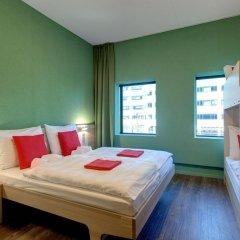 MEININGER Hotel Amsterdam City West 2* Стандартный номер с различными типами кроватей фото 5