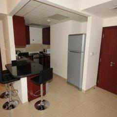 Отель Jumeirah Beach Residence Clusters в номере