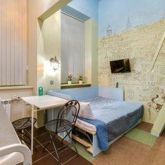 Мини-отель 15 комнат 2* Стандартный семейный номер с разными типами кроватей фото 9