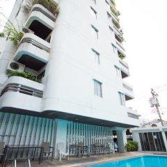 Отель The XP Bangkok 3* Улучшенный номер фото 4