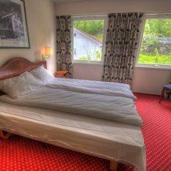 Отель Hotell Utsikten Geiranger - by Classic Norway 2* Стандартный номер с двуспальной кроватью фото 4