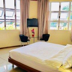 Отель Surfview Raalhugandu Мальдивы, Мале - отзывы, цены и фото номеров - забронировать отель Surfview Raalhugandu онлайн комната для гостей фото 4