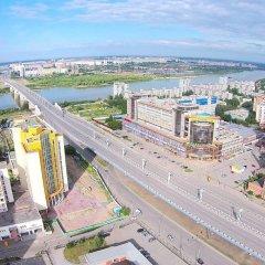 Апартаменты Alpha Apartments Krasniy Put' Омск пляж