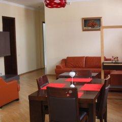 Апартаменты Park Apartment Lviv комната для гостей